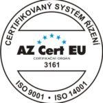 ČSN EN ISO 9001 a ČSN EN ISO 14001